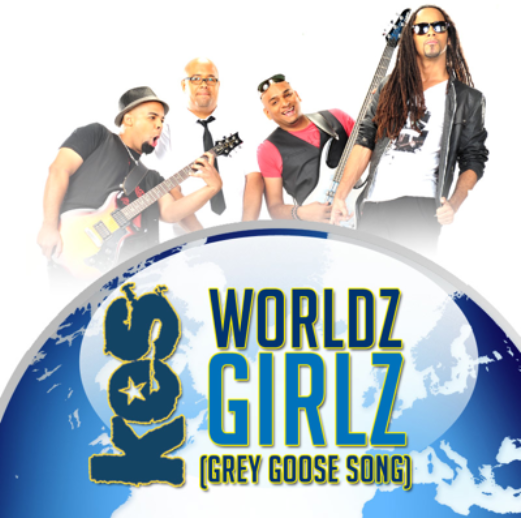 Kes The Band – Worldz Girlz