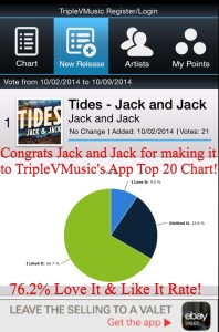 Jack and Jack Music Marketing