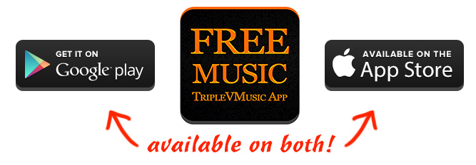 TripleVMusic Available on apple and android TripleVMusic