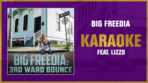 Big Freedia Karaoke